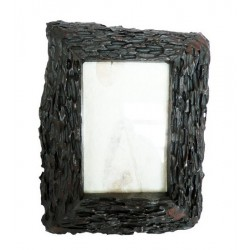 Cadre photo en bois (photo...