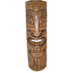 Masque africain naturel 50 cm