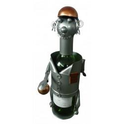 Support bouteille Joueur de...