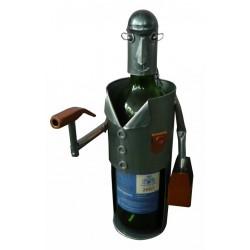 Support bouteille Bricoleur