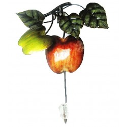 PATERE POMME METAL