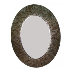 Miroir design ovale
