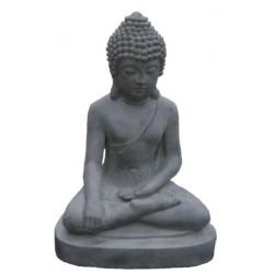 Bouddha en polyrésine -...