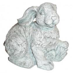 Lapin en polyrésine