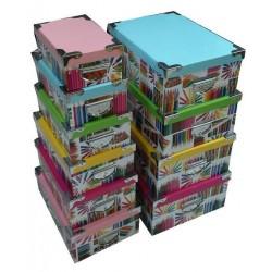 Série de 10 boites de...