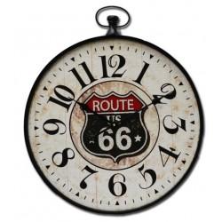HORLOGE ROUTE 66 - 60CM