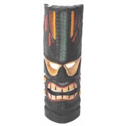Masque africain peint 50 cm