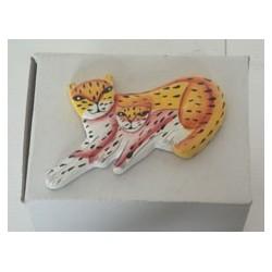 Magnet léopard