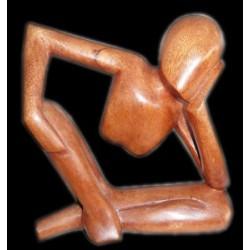 Statue penseur